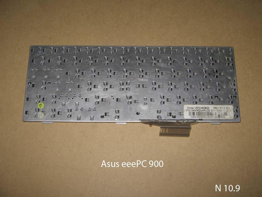 Клавиатура для ноутбука Asus eeePC 900