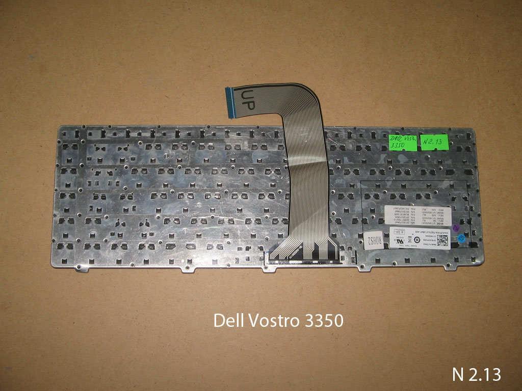 Клавиатура для ноутбука Dell Vostro 3350, 3450, 3550, 3555, XPS 15, L502X, N4110, M5040, N5040, N5050