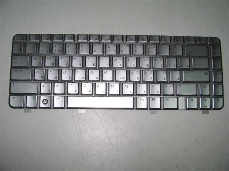 Клавиатура для ноутбука HP Pavilion dv4, dv4-1000