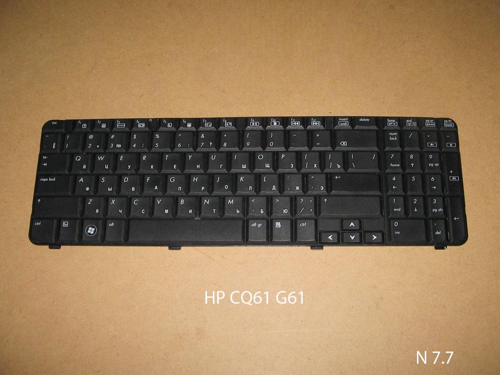 Клавиатура для ноутбука HP CQ61 G61