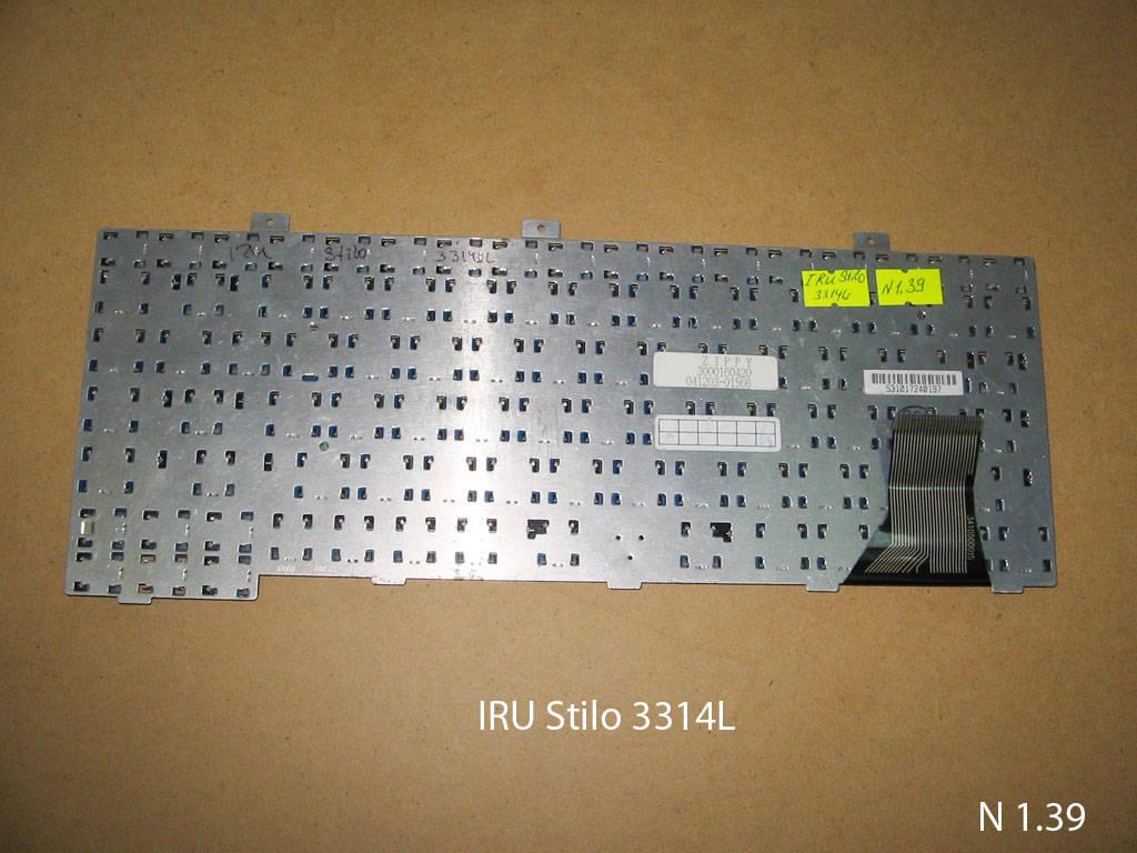 Клавиатура для ноутбука IRU Stilo 3314L