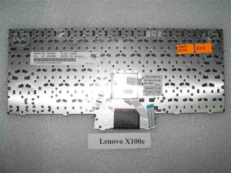 Клавиатура для ноутбука Lenovo X100e