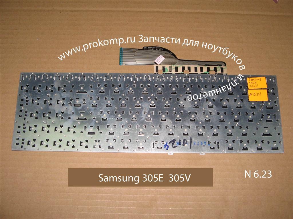 Клавиатура для ноутбука Samsung NP300E NP300V