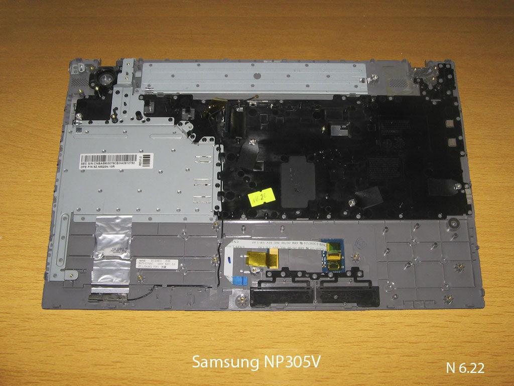 Клавиатура для ноутбука Samsung NP305V5A