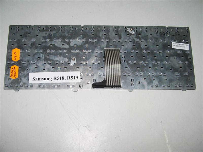 Клавиатура для ноутбука Samsung R517, R518, R519