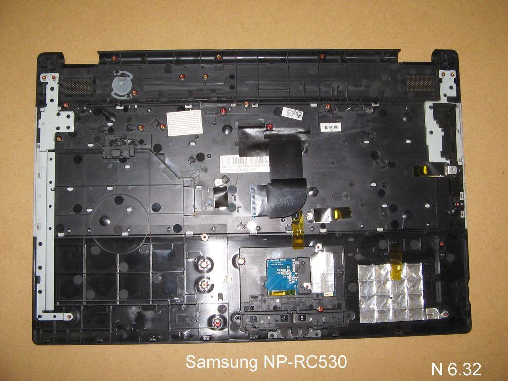 Клавиатура для ноутбука Samsung NP-RC530
