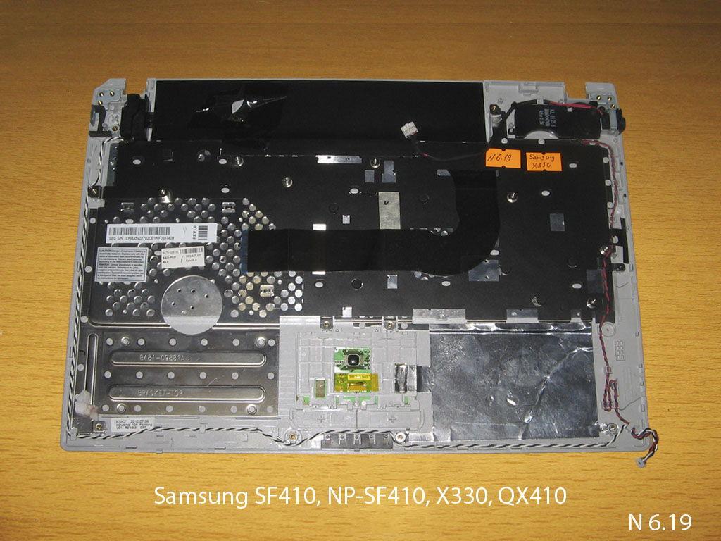 Клавиатура для ноутбука Samsung SF410 NP-SF410 X330 QX410