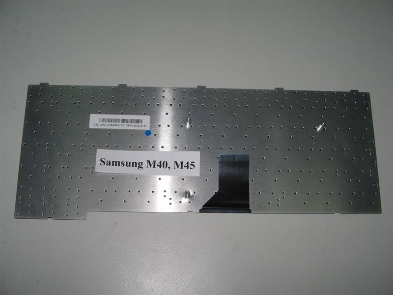 Клавиатура для ноутбука Samsung M40, M45
