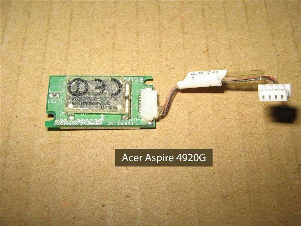 Все запчасти ноутбука Acer Aspire 4920G. Все запчасти для ...: http://www.prokomp.ru/Pr3/Acer_Asp_4920G_razbor_prok.php