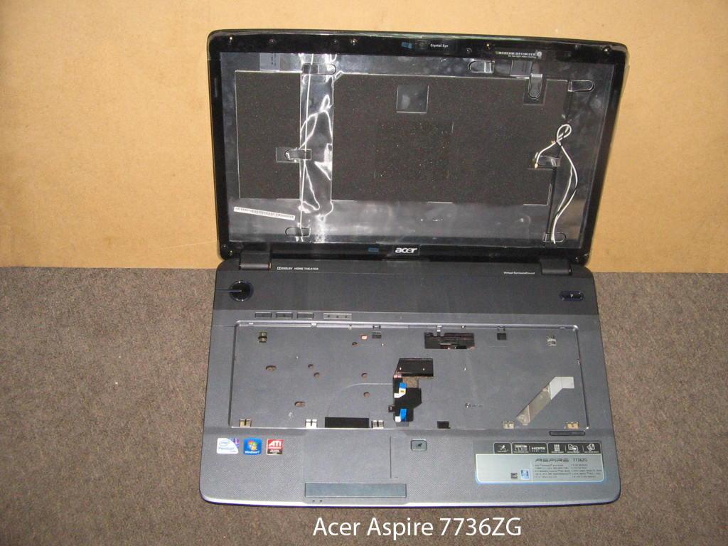 Корпус  от ноутбука Acer Aspire 7736ZG, 7540G. УВЕЛИЧИТЬ
