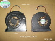 Вентилятор системы охлаждения  от ноутбука Acer Aspire 7736ZG. УВЕЛИЧИТЬ