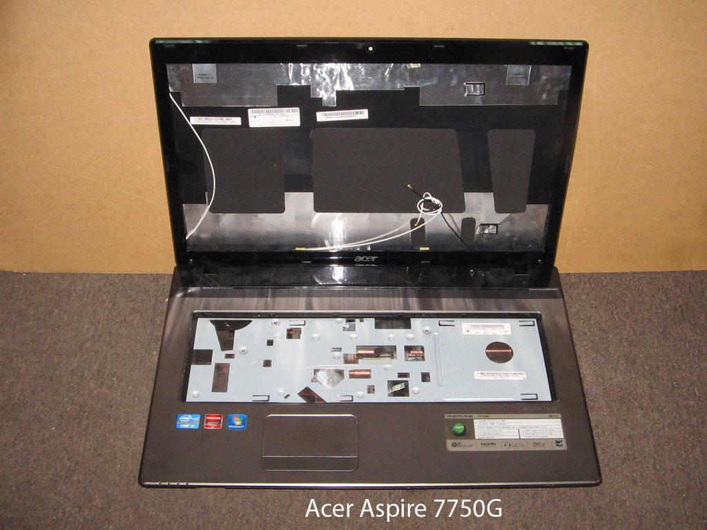 Корпус   от ноутбука Acer Aspire 7750G. УВЕЛИЧИТЬ