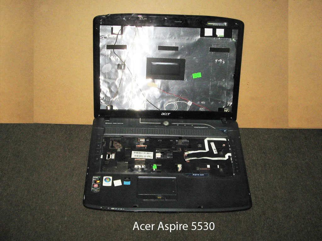 Корпус  от ноутбука Acer Aspire 5530. УВЕЛИЧИТЬ