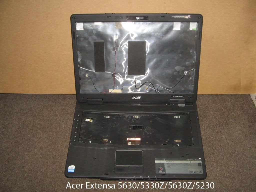 Корпус  от ноутбука Acer Extensa 5630. УВЕЛИЧИТЬ