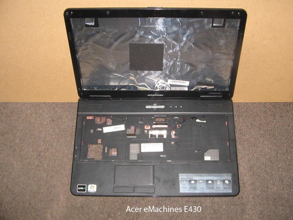 Корпус  от ноутбука Acer eMachines E430. УВЕЛИЧИТЬ