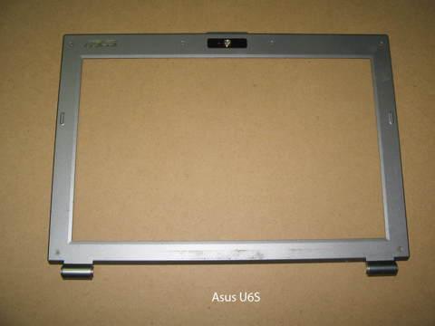 Элемент корпуса. Рамка матрицы  от ноутбука Asus U6S. УВЕЛИЧИТЬ