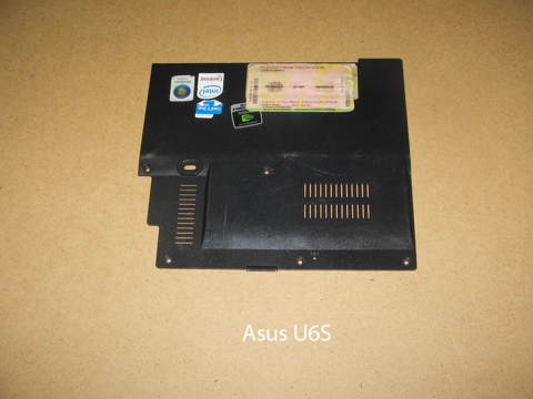Элемент корпуса. Крышка отсека памяти от ноутбука Asus U6S. УВЕЛИЧИТЬ
