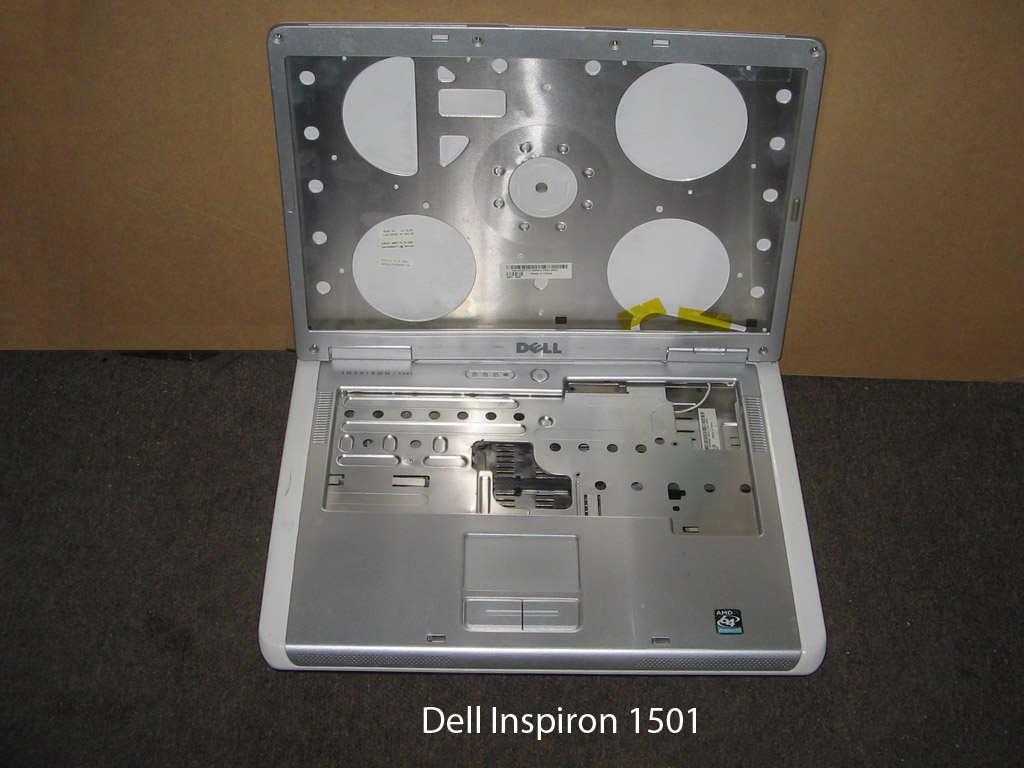 Корпус  от ноутбука Dell Inspiron 1501 PP23LA. УВЕЛИЧИТЬ