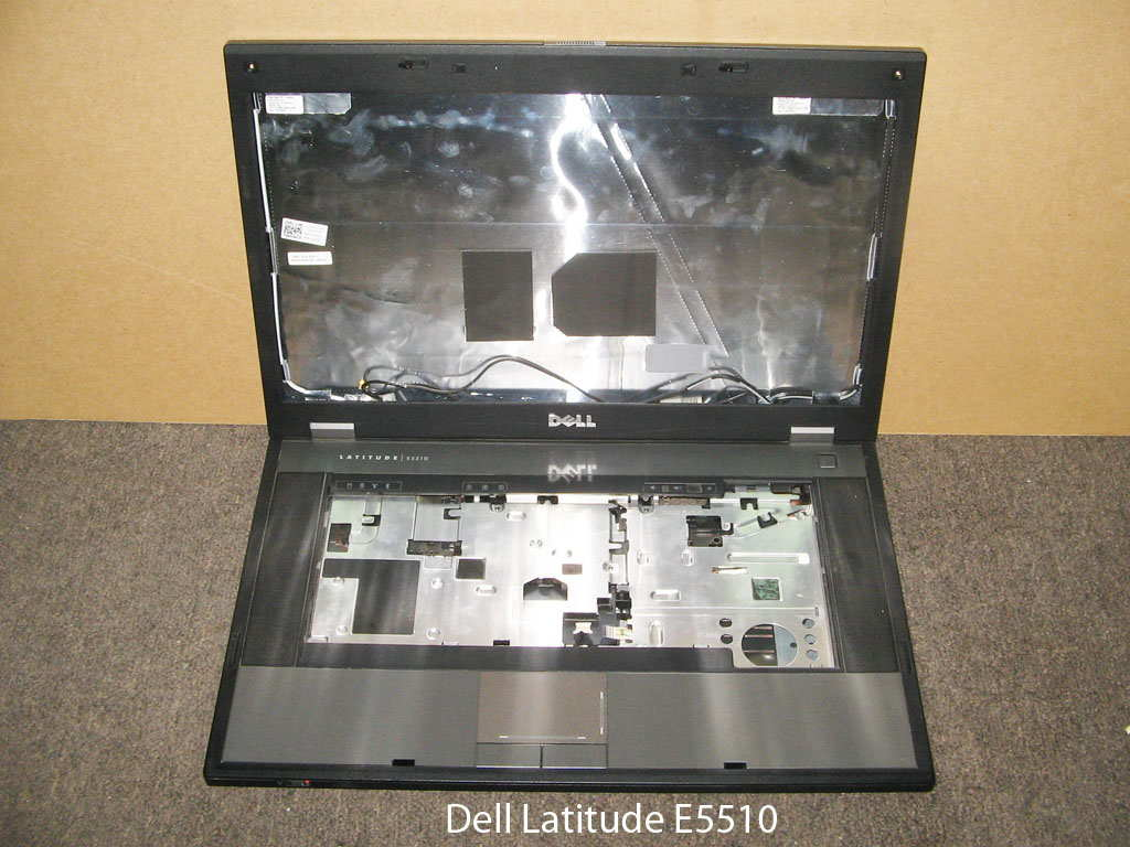 Корпус  от ноутбука Dell Latitude E5510. УВЕЛИЧИТЬ