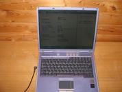 Ноутбук на запчасти  RB-Voyager-H570L. УВЕЛИЧИТЬ