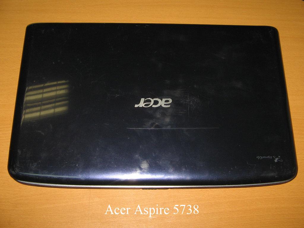 Manuale acer aspire 5738g italiano