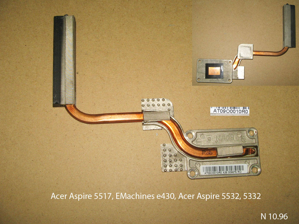 Acer Aspire 5517, 5532, 5332, eMachines e430 № 10.96   УВЕЛИЧИТЬ