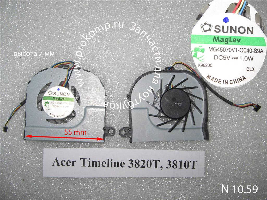 Acer Aspire Timeline 3820T, 3810T, 3410     № 10.59   УВЕЛИЧИТЬ