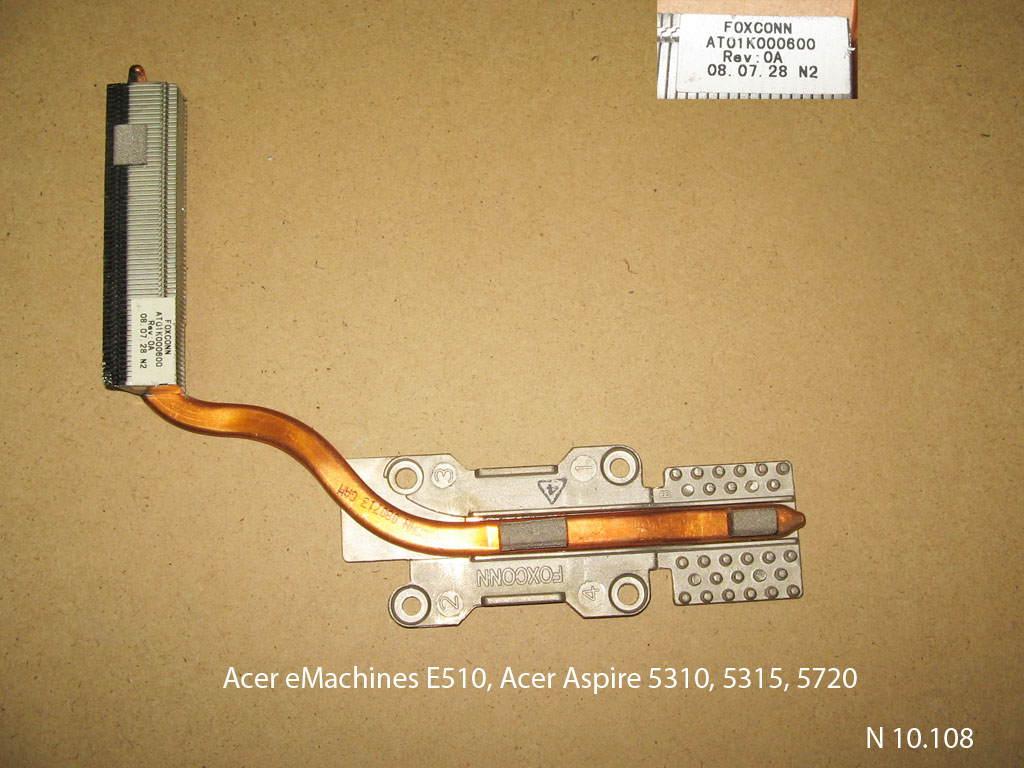 Acer eMachines E510, Acer Aspire 5310, 5315, 5720 № 10.108   УВЕЛИЧИТЬ