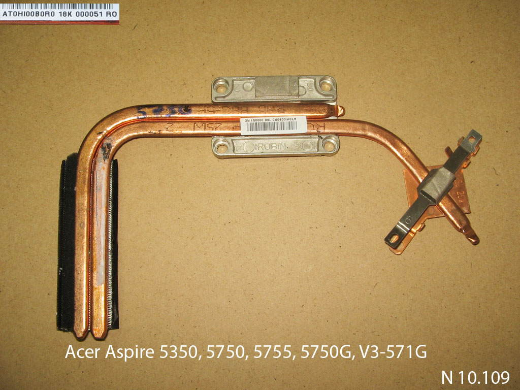 Acer Aspire 5350 5750 5755 5750G V3-571G № 10.109   УВЕЛИЧИТЬ