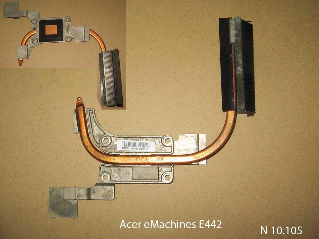 Acer eMachines E442 № 10.105   УВЕЛИЧИТЬ