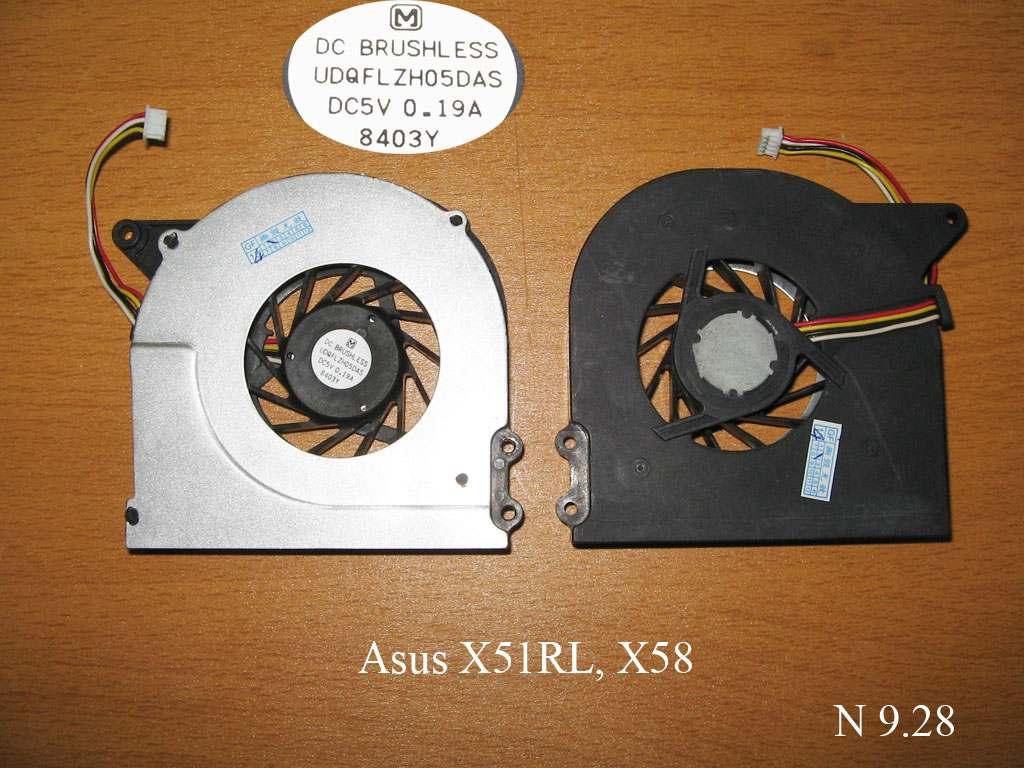 Asus X51RL, X58   № 9.28   УВЕЛИЧИТЬ