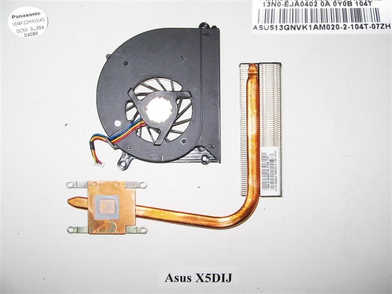 Asus X5DIJ   № 9.52   УВЕЛИЧИТЬ