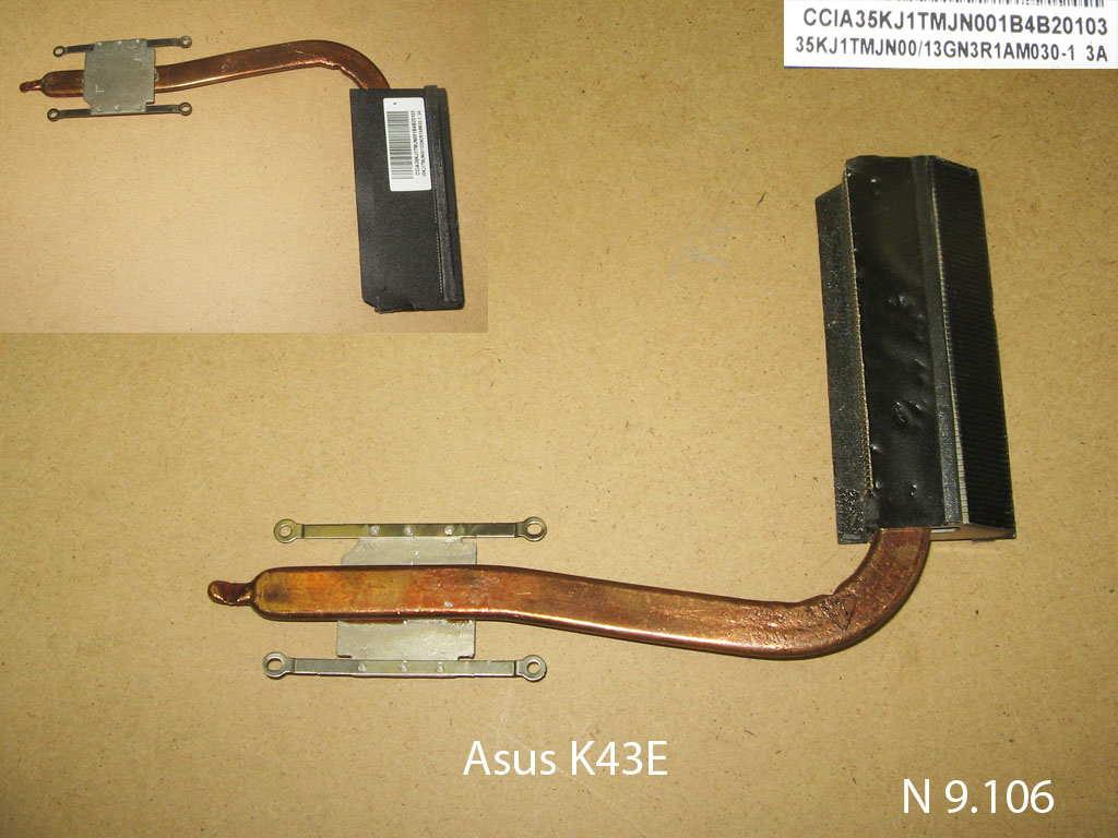 Asus K43E  № 9.106   УВЕЛИЧИТЬ
