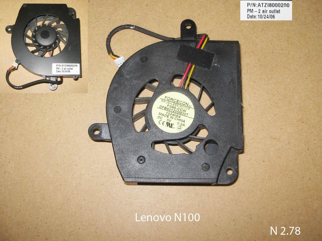 Lenovo N100 F40 C200 № 2.78   УВЕЛИЧИТЬ