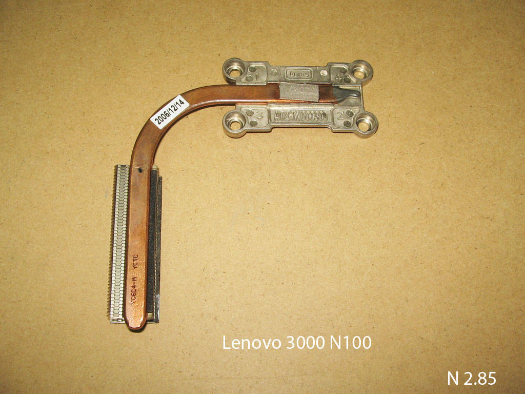 Lenovo 3000 N100 № 2.85   УВЕЛИЧИТЬ