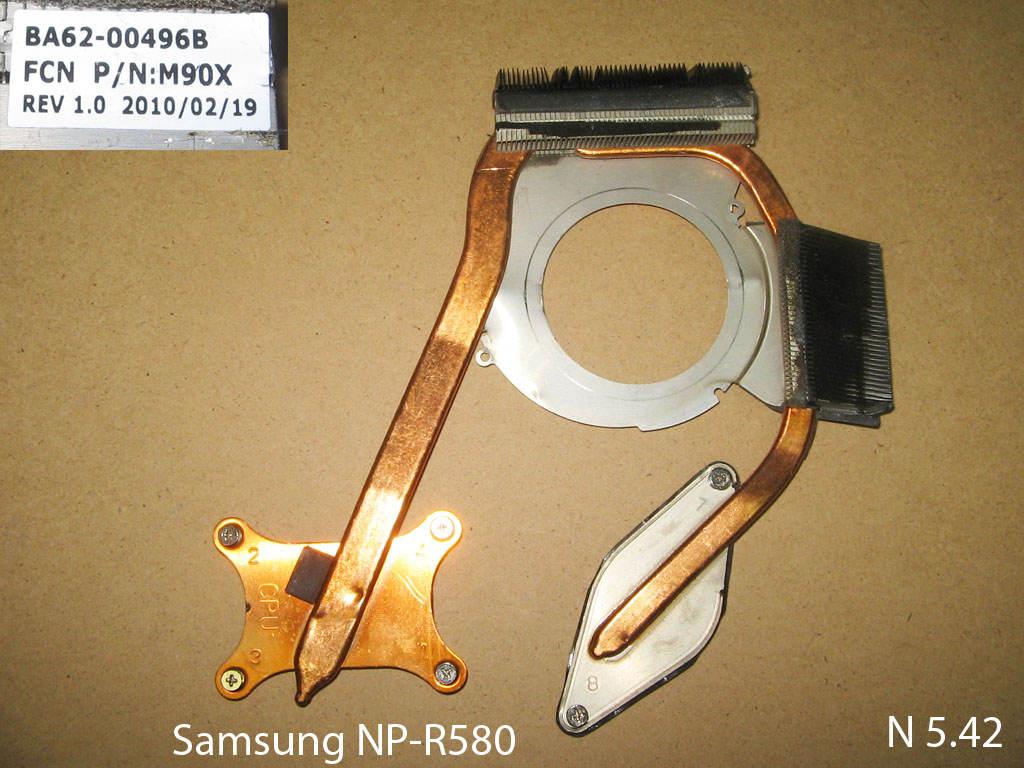 Samsung NP-R580 № 5.42   УВЕЛИЧИТЬ