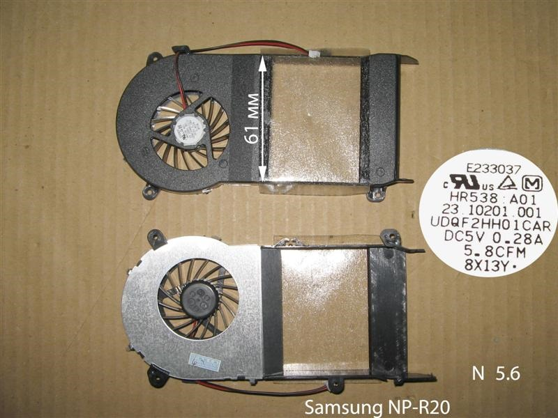 Samsung R18 R19 R20 R23 R25 R26    № 5.6    УВЕЛИЧИТЬ