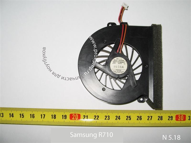 Samsung R710 R700 R503 R505 R508 R507 R509 R510 R610    № 5.18   УВЕЛИЧИТЬ
