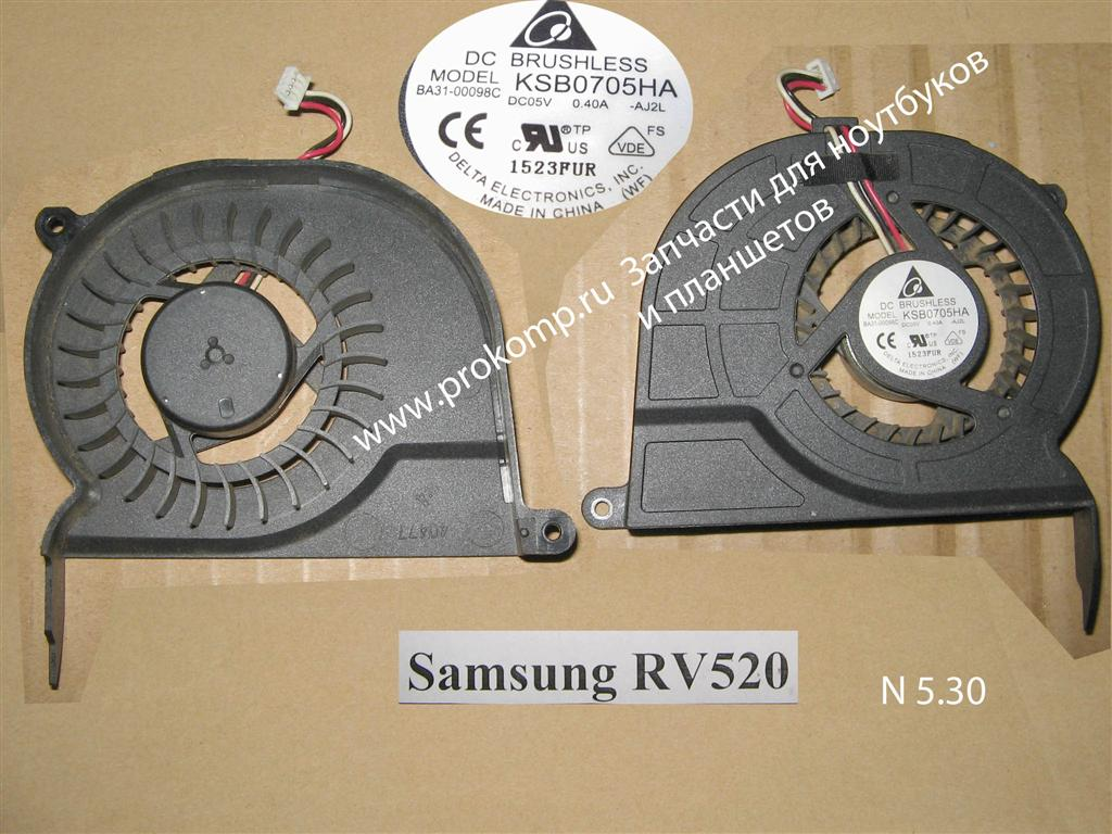Samsung RV520    № 5.30   УВЕЛИЧИТЬ