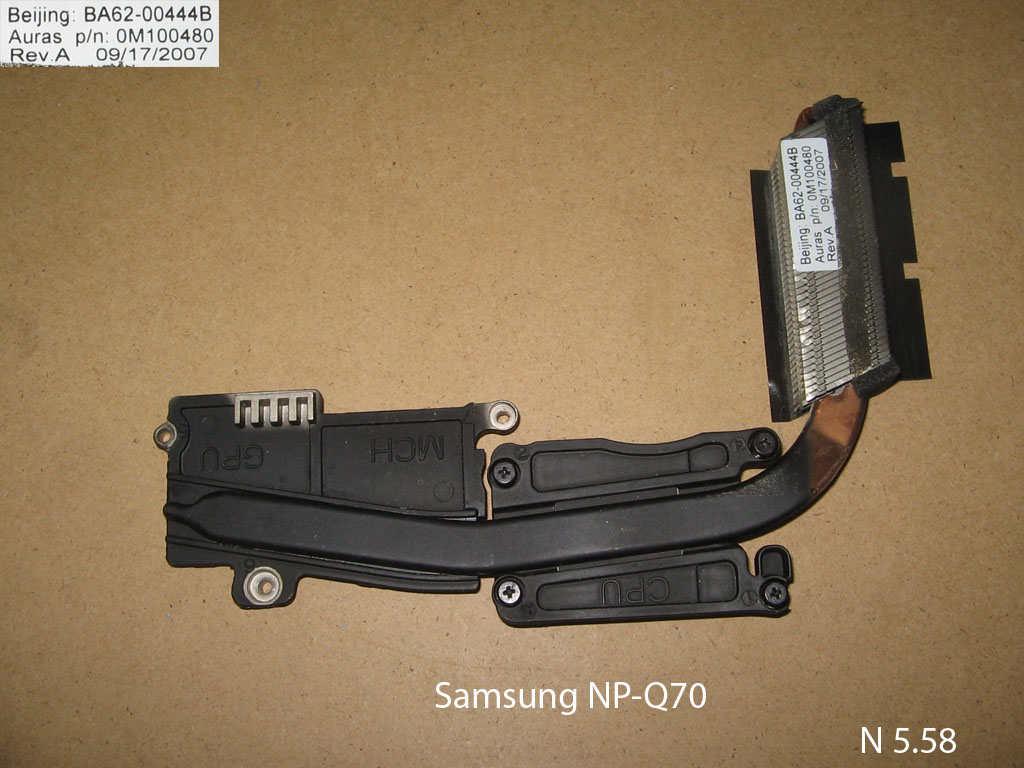Samsung NP-Q70  № 5.58   УВЕЛИЧИТЬ