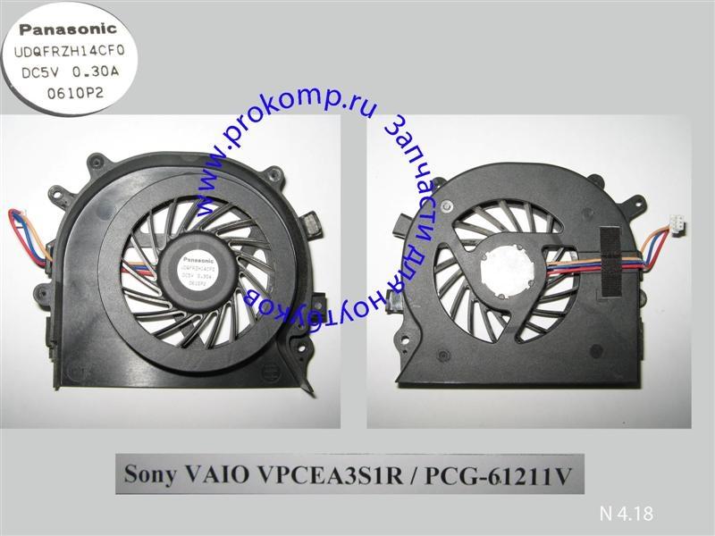 Sony VAIO PCG-61211V , PCG-71211 (серия VPC-EA)   № 4.18   УВЕЛИЧИТЬ
