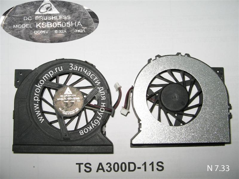Toshiba Satellite A300D-11S   № 7.33   УВЕЛИЧИТЬ