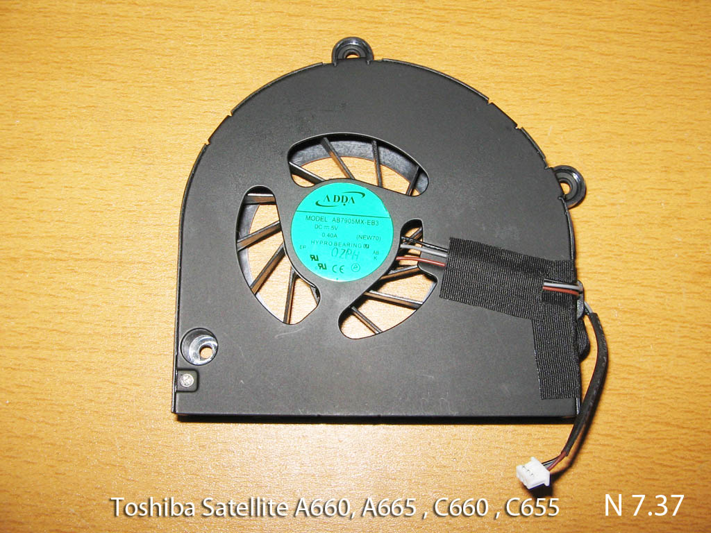 Toshiba Satellite A660-156, C660-168, A660, A665 , C660 , C655 , C650 , L670 , L670D , L675  № 7.37   УВЕЛИЧИТЬ