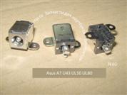 Разъем питания  от ноутбука Asus A7 U6 U43 UL50 UL80  Asus N52J,  Asus N61JV, Asus N52J,  Asus N61JV, MSI CX640DX (MS-16Y1), Lenovo Y400 Y500    . УВЕЛИЧИТЬ