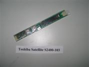 Инвертор ноутбука Toshiba Satellite S2400-103.  УВЕЛИЧИТЬ.