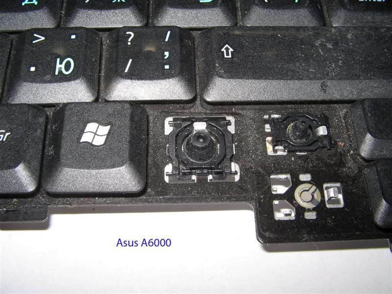 Как сделать кнопки на ноутбуке hp