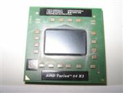 CPU AMD Turion™ 64 X2 Dual-Core Mobile TL-50 1.6GHz, TMDTL50HAX4CT . УВЕЛИЧИТЬ.