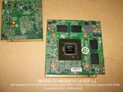 Видеокарта  от ноутбука NVIDEA GF-9600 512 Мб . УВЕЛИЧИТЬ