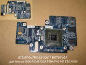 Видеокарта  от ноутбука NVIDEA GF-Go7300 128 Мб . УВЕЛИЧИТЬ